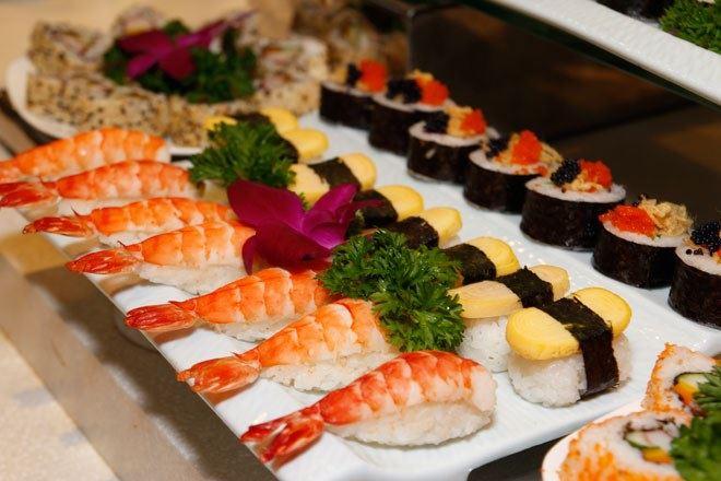 buffet hoang yen